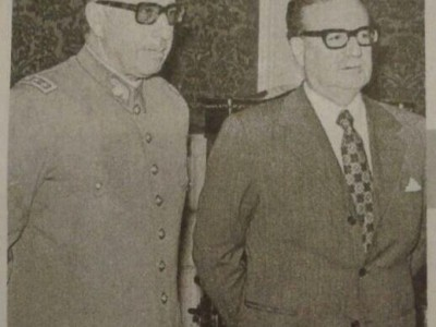 Allende And Pinochet The Comparison That Divides Chileans Global Voices
