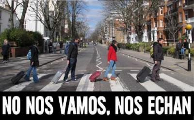 Los jóvenes científicos españoles emigran ante la falta de oportunidades. Foto del blog Chinitis