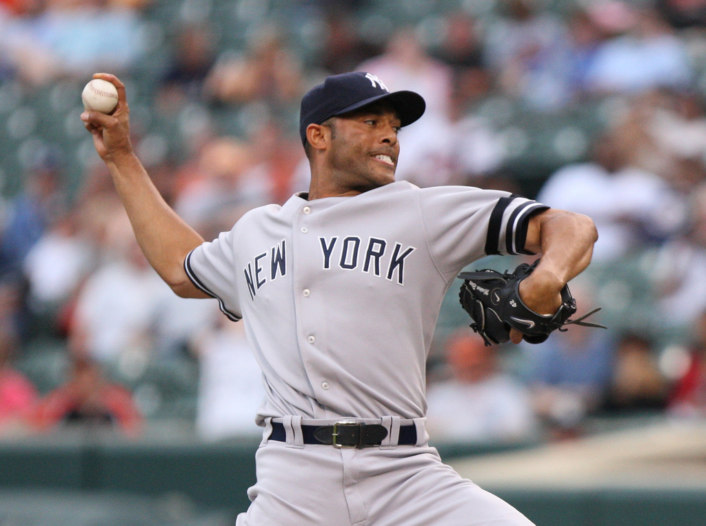 Mariano Rivera, foto de Keith Allison en Flickr (CC BY-SA 2.0)