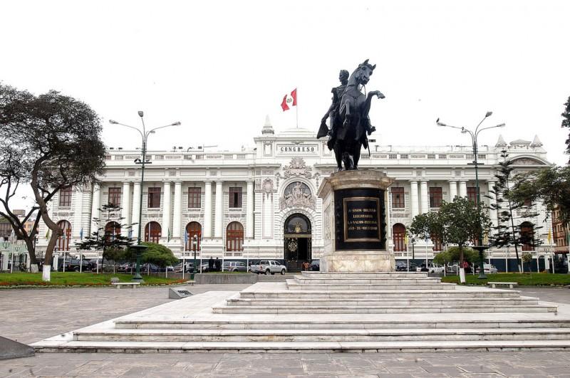 Congreso del Perú. Foto del usuario Congreso de la República del Perú en Flickr, bajo licencia Creative Commons (CC BY 2.0)