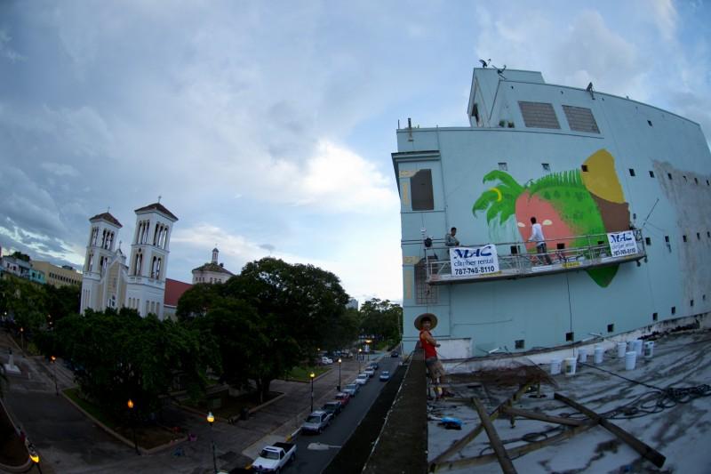 Los Muros Hablan Puerto Rico