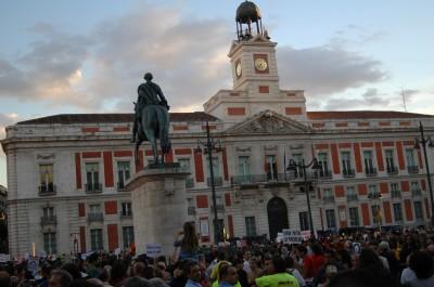 España 5 de octubre 15M
