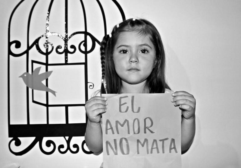 Yo soy Isa y digo: El amor no mata.