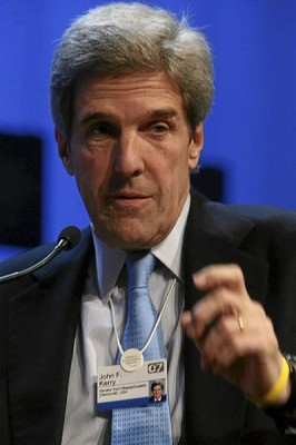 John Kerry. Foto de wikipedia, reproducida bajo Licencia CC.