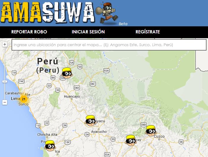 """AMASUWA (del quechua """"Ama"""": No, """"Suwa"""": Robar) era parte del código moral incaico que significa """"No robarás""""."""