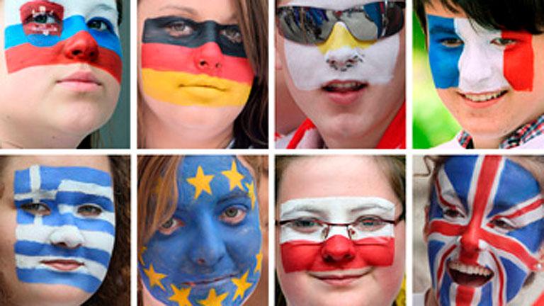 Estudiantes europeos del programa Erasmus. Foto de la web de RTVE