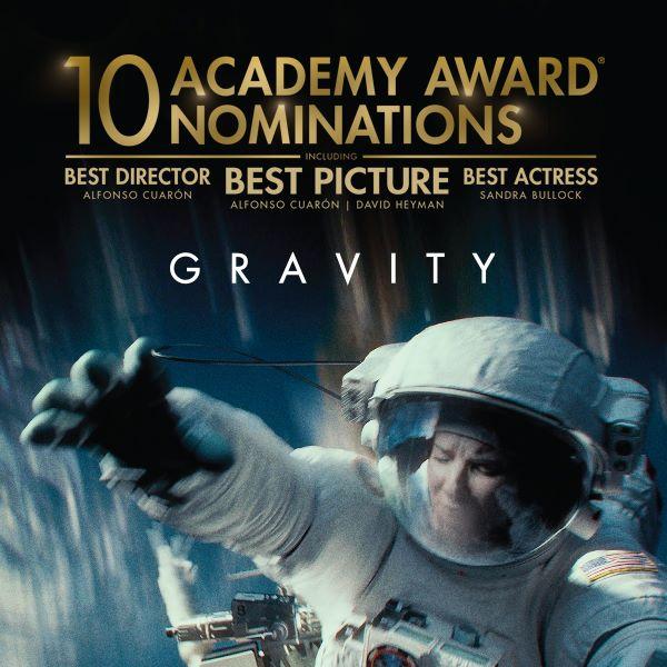 Imagen compartida por la página oficial de Gravity en Facebook.