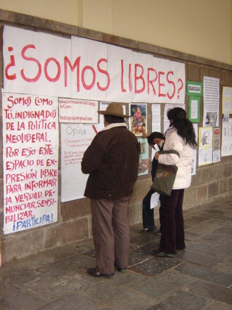 El Muro del Cusco: