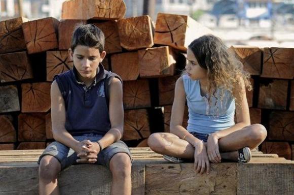 """Escena del filme """"Conducta"""" de Ernesto Daranas. Foto de cubadebate.com."""