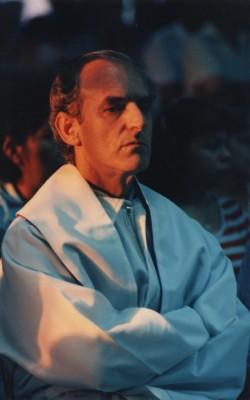 El jesuita Ignacio Ellacuría, asesinado en El Salvador. Foto del blog de Élmer L. Menjívar.