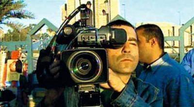 El cámara José Couso, asesinado en Irak. Foto de Kaos en la Red con licencia CC BY 3.0