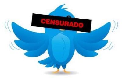 """""""Censurado"""". Imagen compartida abiertamente en Twitter."""