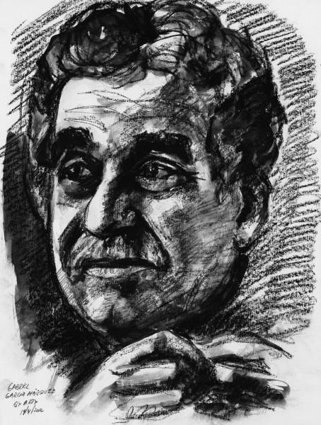 Gabriel García Márquez by Arturo Espinosa en Flickr. Imagen bajo licencia CC by 2.0