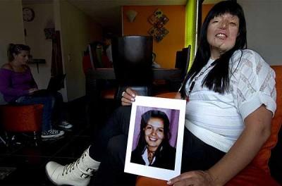 Nubia Espita, de 33 años