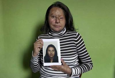 Gina Potes, de 35 años