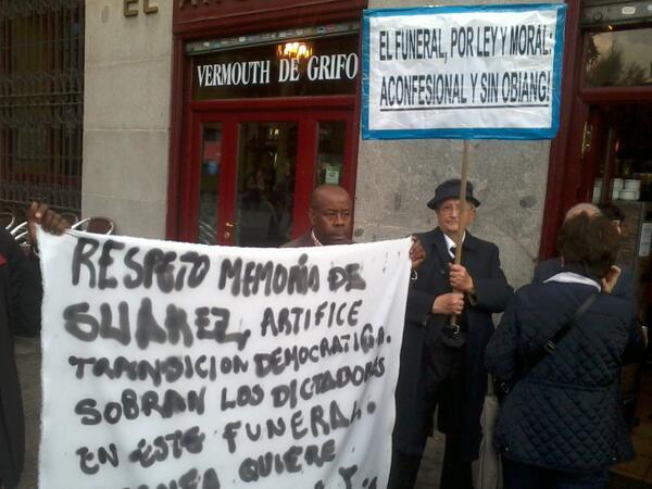 Protestas contra Obiang