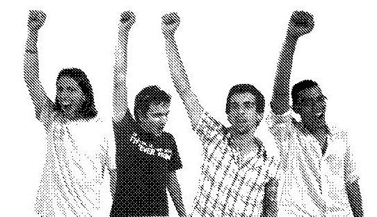 Jóvenes cubanos (Foto: El Microwave)