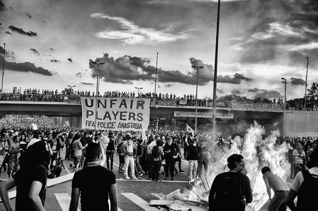 protest brasil