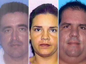 Cubanos buscado por Interpol (Foto: Tomada de Café Fuerte)