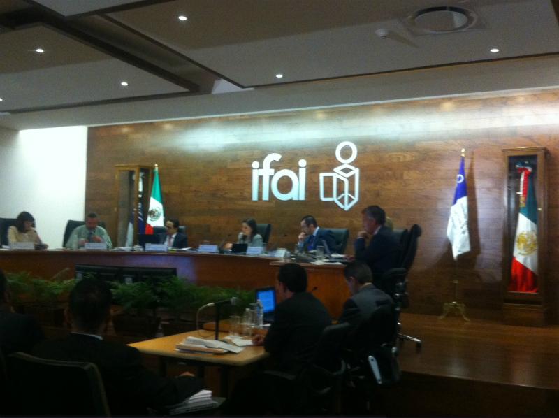 IFAI Pleno agosto-13-2014 800 600