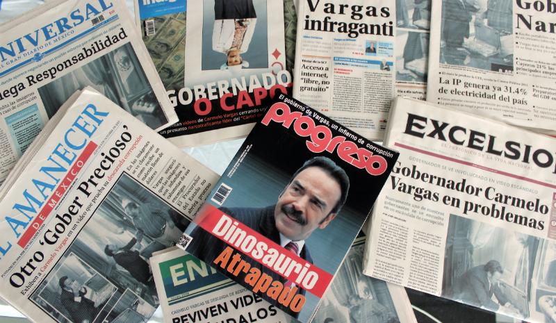 """Imagen compartida por la producción del film """"La dictadura perfecta"""" http://www.ladictaduraperfecta.com/galeria.html"""