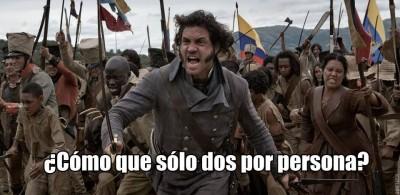 Meme Bolívar 2