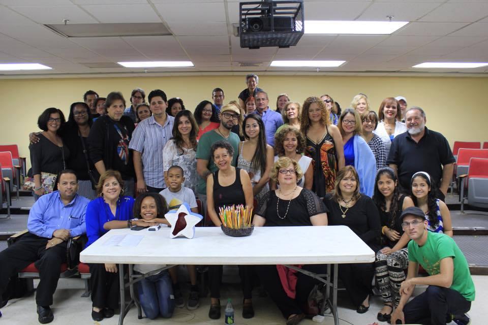Escritores por Oscar López Rivera
