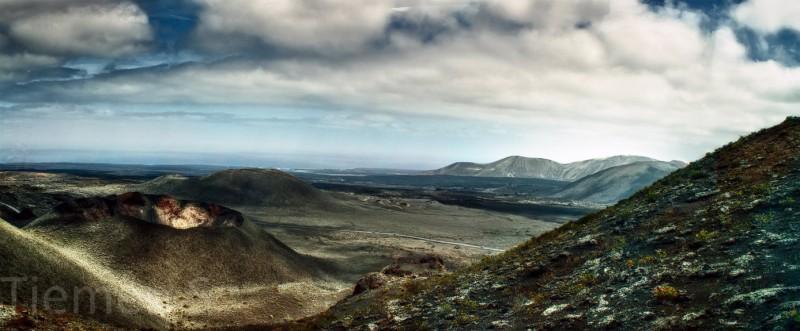 Parque nacional de Timanfaya. Foto de Tiemen-S en DevianART, con licencia (CC BY-NC-ND 3.0