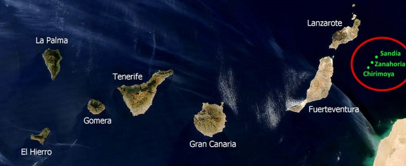 Island in the Empire Tenerife