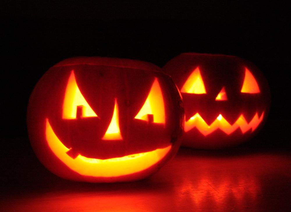 Linternas típicas de Halloween. Imagen en Flickr del usuario Pedro Ferreira (CC BY-NC-ND 2.0).
