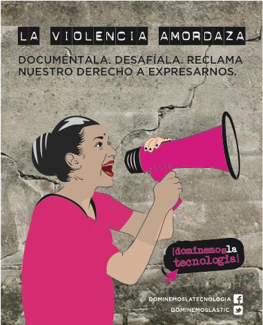 LaViolenciaAmordaza_ Dominemos las TICs