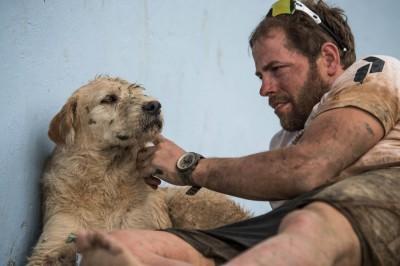 Arthur, el perro ecuatoriano que vive en Suecia