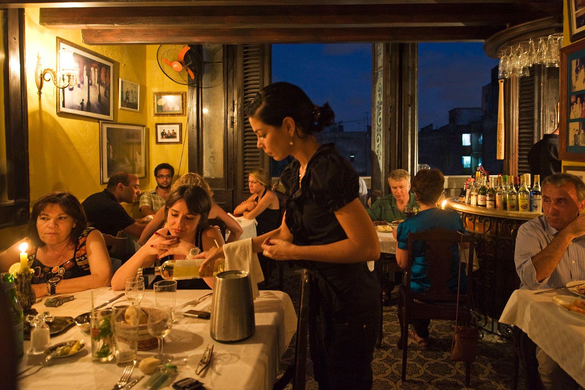 """Paladar """"La Guarida"""", ubicada en La Habana, Cuba (Foto tomada del sitio oficial de La Guarida en Facebook, reproducida con autorización)"""