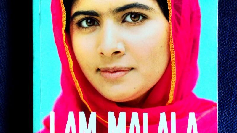 Malala Yousafzai. Imagen del usuario  Jabiz Raisdana de Flickr (CC BY-NC 2.0).