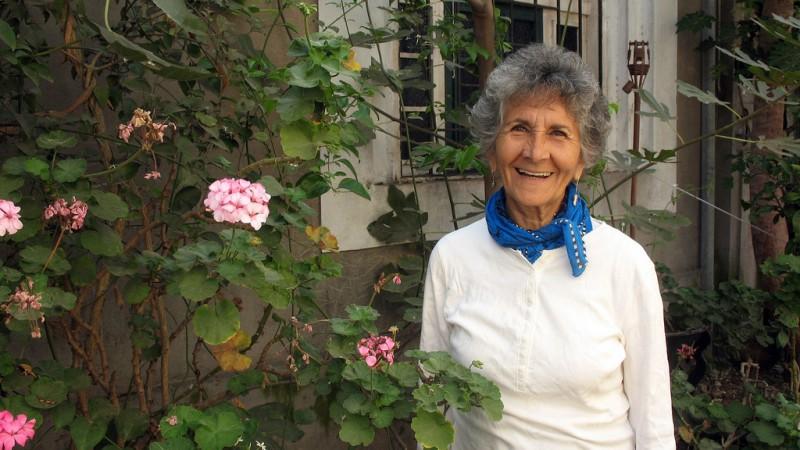 Sara Joffré (2009). Imagen en Flickr del usuario Diego Rojas.