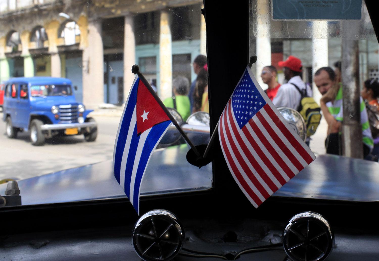 Cuba y Estados Unidos restablecieron sus relaciones diplomáticas el pasado 17 de diciembre (Tomado del blog Letra Nueva)