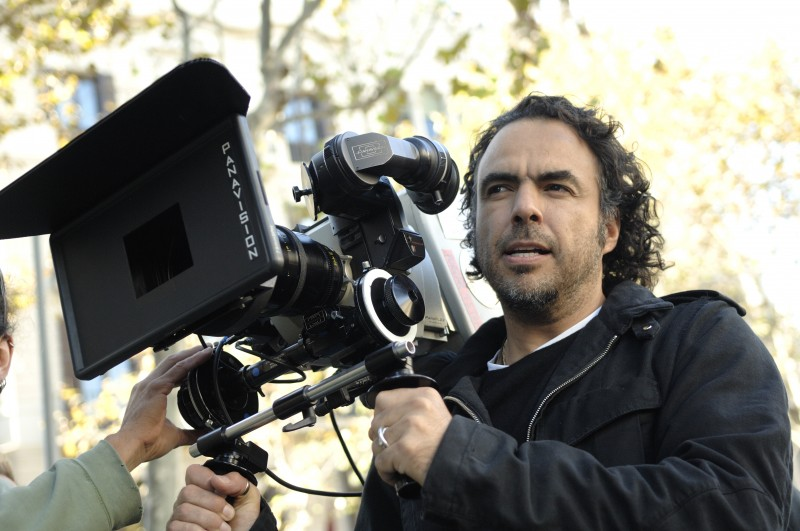 Alejandro González Iñárritu. Fotografía tomada de Wikimedia Commons.