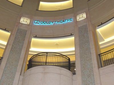 Dolby Theatre at the Hollywood & Highland Center. Image by https://juantadeo.wordpress.com/