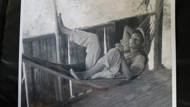 Aurelio Kuiru en 1980. Foto de Jorge Gasché.