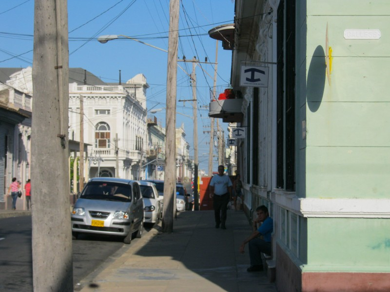 Cienfuegos, Cuba (Billede af Elaine Díaz)