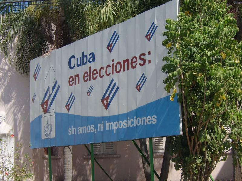 El 19 de abril, unos 8 millones de cubanos participaron en las elecciones a las Asambleas Municipales del Poder Popular (Foto: Nrykko, liberada para el uso público por su autor en Wikimedia Commons)