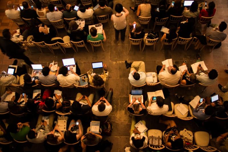 Cartagena Data Festival - Día 1 // Foto: Helkin René Díaz CEPEI, con autorización