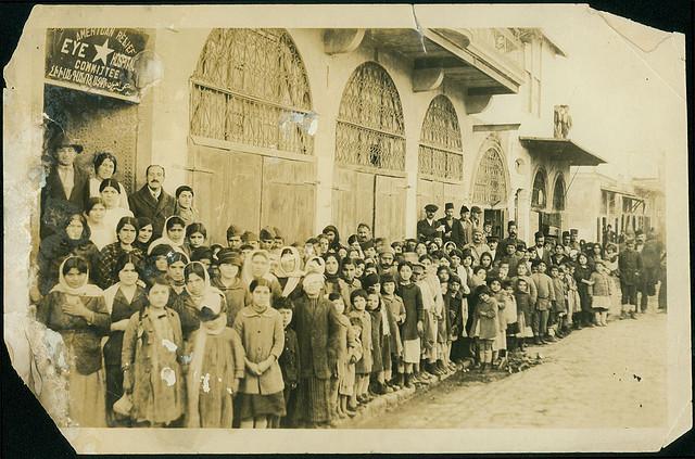 Refugiados armenios