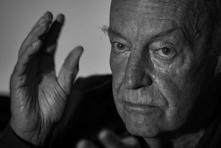 Eduardo Galeano. Foto: Rafael H Barroso bajo licencia Creative Commons.