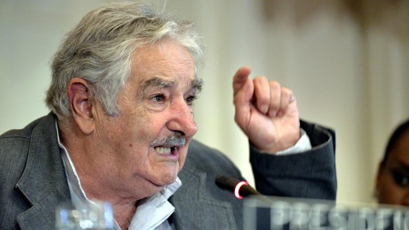 """El expresidente de Uruguay José """"Pepe"""" Mujica. Foto publicada en Flickr por OEA - OAS. Publcada bajo licencia Creative Commons."""