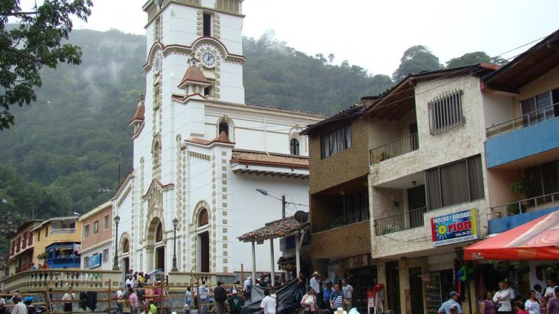Salgar en Antioquia. Imagen en Flickr del usuario Iván Erre Jota (CC BY-SA 2.0).