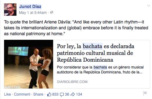 Junto Diaz Bachata