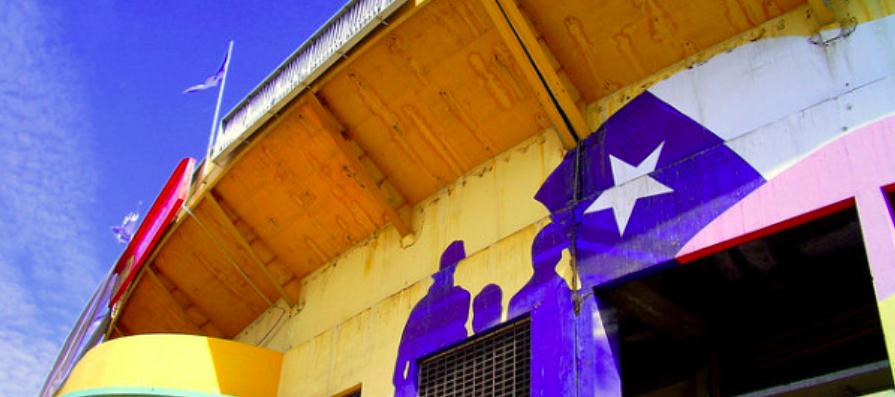 Imagen del Estadio Nacional de Santiago de Chile, sede de la Copa América 2015, el torneo interclubes más importante de Suramérica. Foto: Gerardo Diego Ontiveros