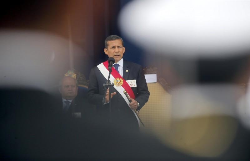 Peru - Presidente Ollanta Humala