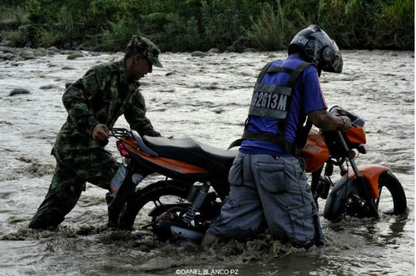 Venezuela Colombia crisis frontera